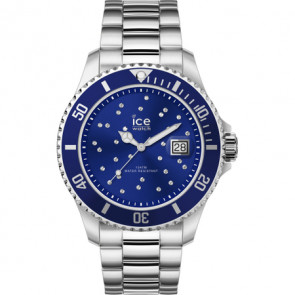 016773 Ice-Watch ICE steel - Blue cosmos silver Női karóra